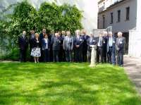 Meeting of the Federation of European Academies of Medicine (FEAM), Leopoldina, Halle, 16 May 2006