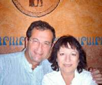 With the Greek singer Martha Elefteriadou, 2006