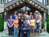EPA/ECNP workshop for young psychiatrists, Hotel Bankov, Kosice, Slovakia 25-27 June 2009